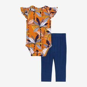 Summer Tropics Bodysuit Pajamas